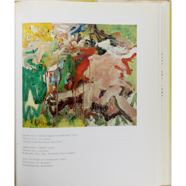 Willem De Kooning, First Edition For Sale - Image 9 of 13