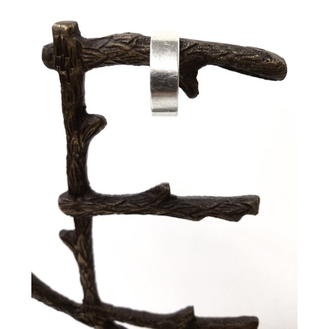 Jewelry Tree Art Display For Sale - Image 4 of 10