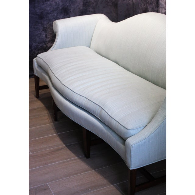 Late 19th Century Antique Federal Style Sofa For Sale - Image 9 of 10