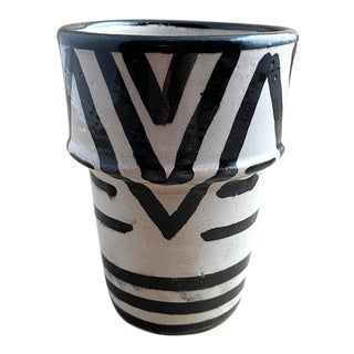 Moroccan Modern Beldi Cup, Tribal For Sale