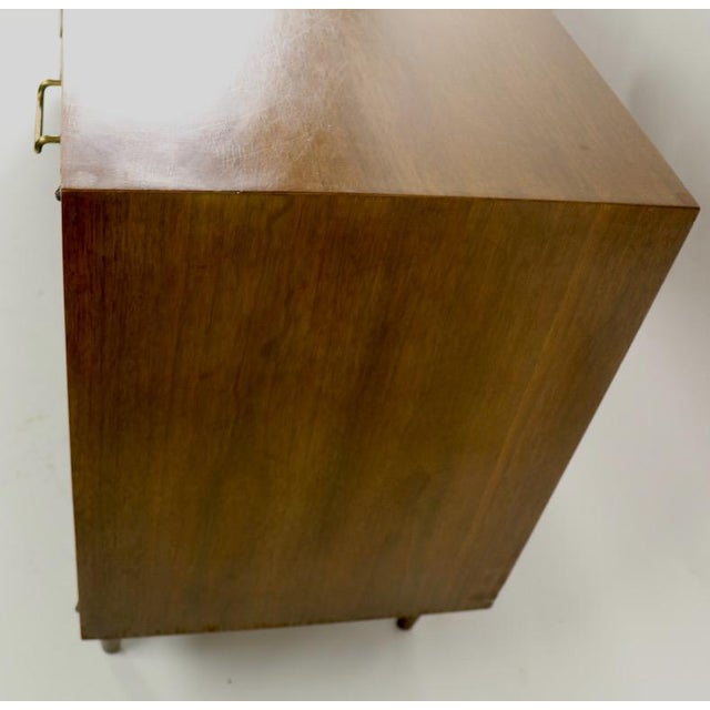 Vintage Merton Gershun for American of Martinsville Diana Dresser For Sale - Image 10 of 12