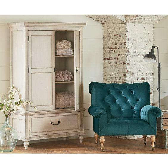 Magnolia Home Carpe Diem Chair Chairish