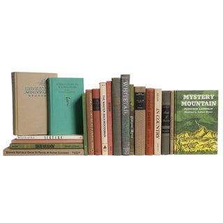 Fall Cabin Book Collection, (S/20) For Sale