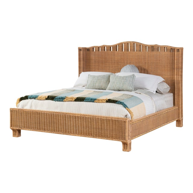 Century Furniture Antibes Headboard - Queen Size For Sale