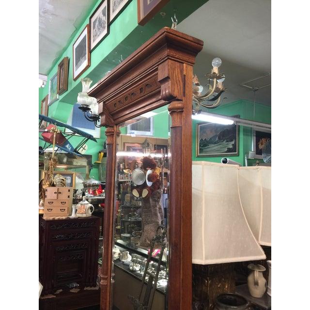 Victorian Eastlake Pier Mirror For Sale In San Francisco - Image 6 of 9