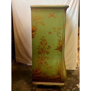 1950s Vintage Chinoiserie Style Armoire Preview