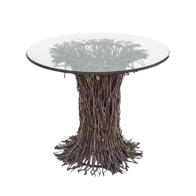 Willow Twig Table Base For Sale