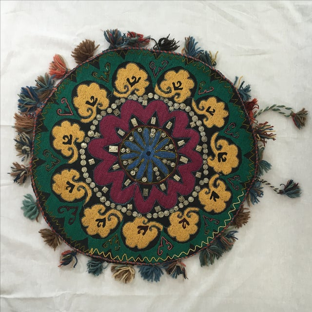 Ethnic Wall Medallion Tapestry - Image 2 of 8