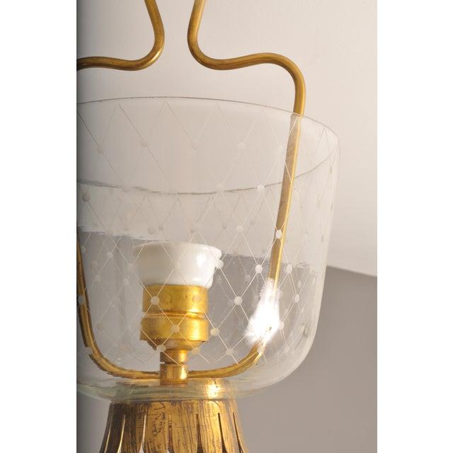 Belmag 1950s Belmag Zurich Minuscule Pendant Lamp For Sale - Image 4 of 12