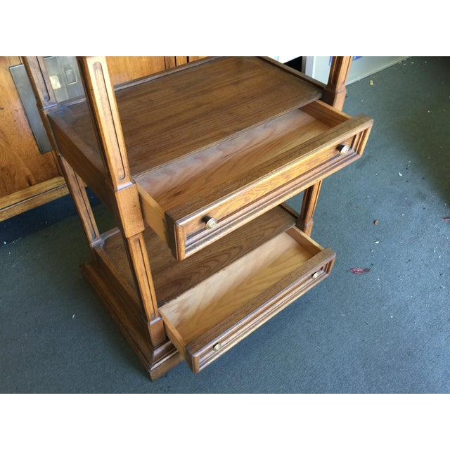 1950s Dalton Coles Lectern Podium Lift Top Book Stand For Sale - Image 5 of 7