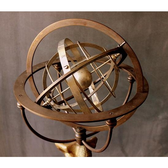 Contemporary Atlas Armillary - Image 4 of 5