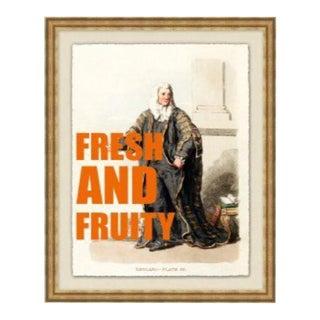 """""""Fresh & Fruity"""" Framed Print by Jo Sampson For Sale"""