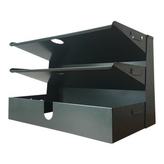 Metal Desk File Organizer For Sale