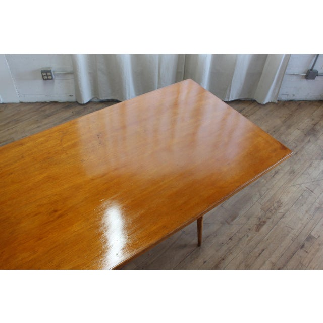 Handbuilt Early Modernist Dining Table - Image 8 of 10