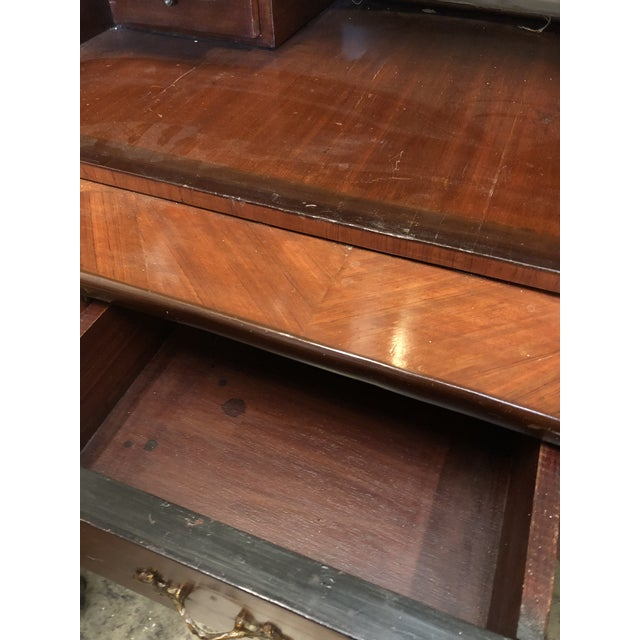 Roll Top Writing Desk For Sale - Image 10 of 10