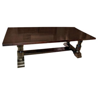 Indo-Chinese Art Deco Table, Circa 1930 For Sale