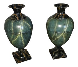 Image of Marble Urns
