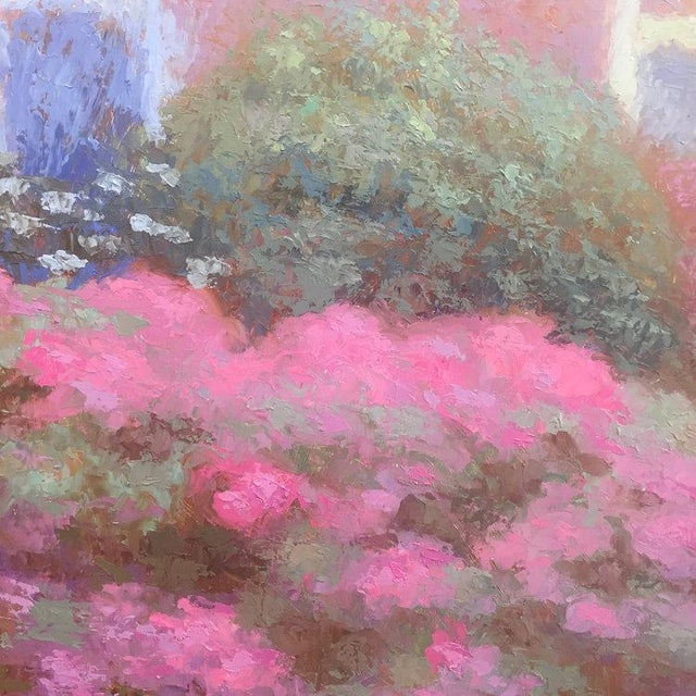 2010s Rob Longley, Rosa Rugosa, Late Afternoon Painting, 2017 For Sale - Image 5 of 7