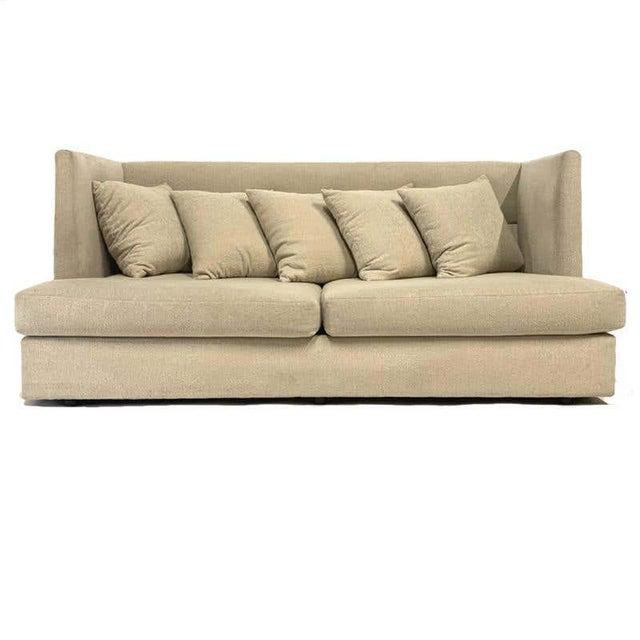 Milo Baughman Shelter Sofa - Excellent For Sale - Image 11 of 11
