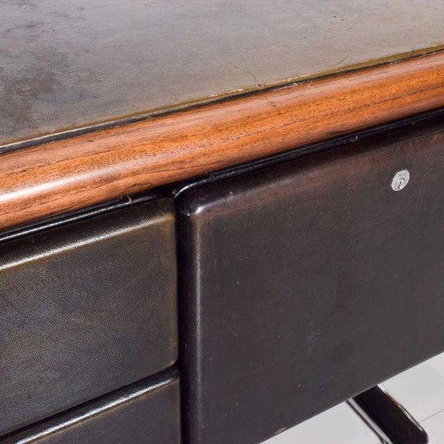 Warren Platner Huge Executive Sideboard Credenza, Knoll International 1960s For Sale - Image 10 of 11