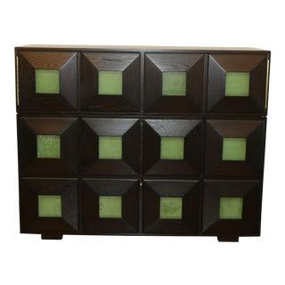 Modernist Cabinet by Karpen Furinture For Sale