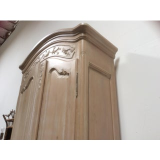 Tall Narrow French Country Cabinet Preview