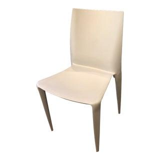 Mario Bellini White Plastic Bellini Chair® For Sale