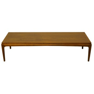 Mid Century Modern Lane Furniture Alta Vista Accent Coffee / Cocktail Table For Sale