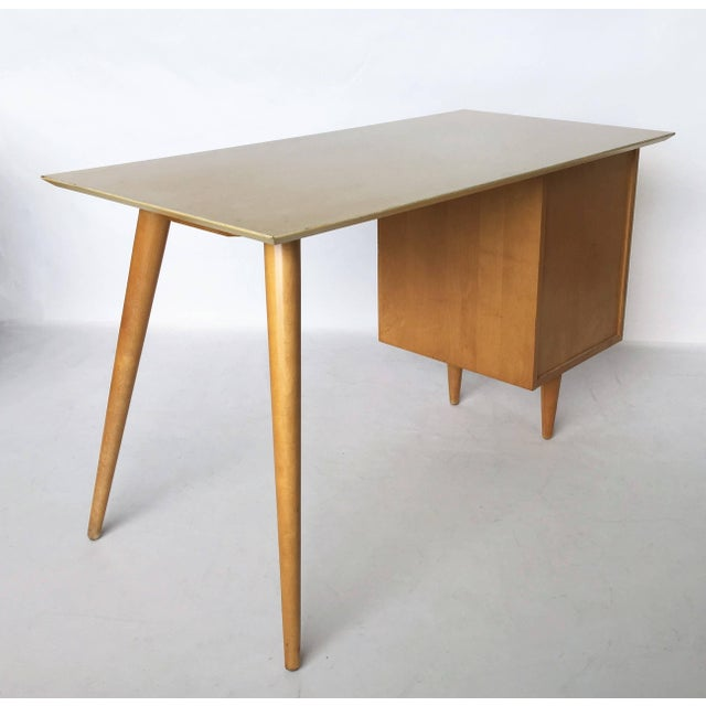 Planner Group Paul McCobb Planner Group Desk For Sale - Image 4 of 7