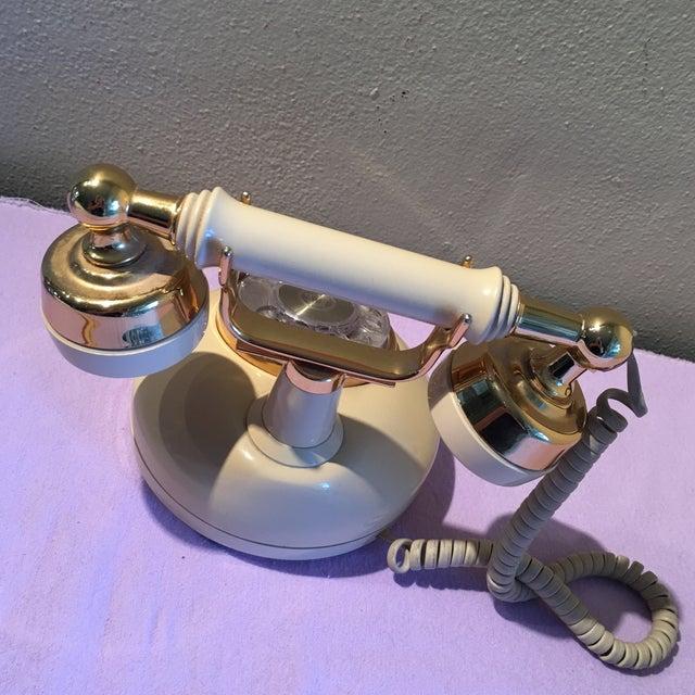Vintage Ivory Bell Phone - Image 4 of 6