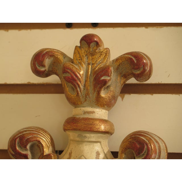 Ethan Allen Venetian Mirrored Wall Sconces - a Pair For Sale - Image 9 of 11