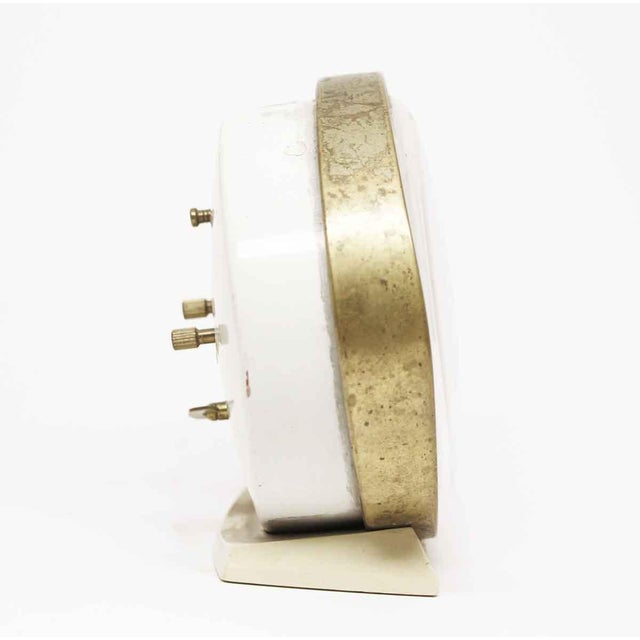Plastic Westclox Big Ben Plastic & Brass Alarm Clock For Sale - Image 7 of 11