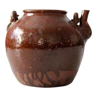 Antique Bean Pot For Sale
