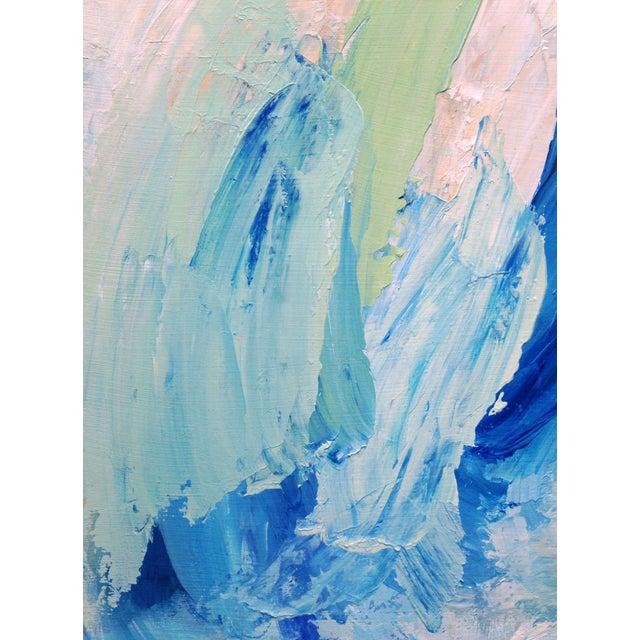 """Dani Schafer """"Quiet II"""" Original 2014 Painting - Image 6 of 8"""