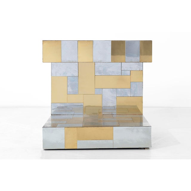 Paul Evans Cityscape Side Table For Sale In New York - Image 6 of 8