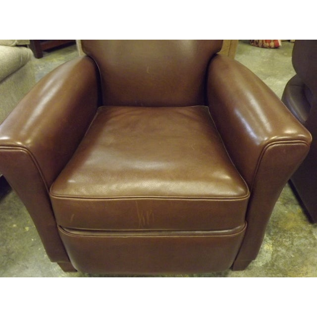 American Leather Lincoln Recliner Chair - Image 8 of 8