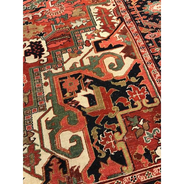 Persian Rug Los Angeles: World-Class Vintage Persian Heriz Rug