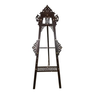 1950s Antique Moroccan Easel For Sale