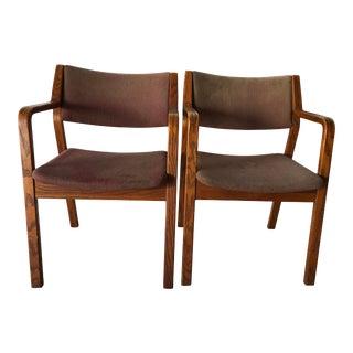 Danish Modern Skagen Chairs (2) Oak For Sale