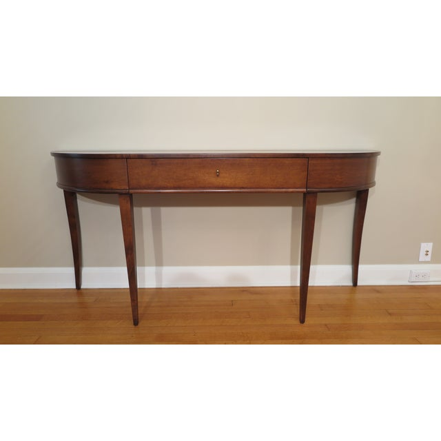 Niermann Weeks Frascati Console Table For Sale - Image 9 of 10