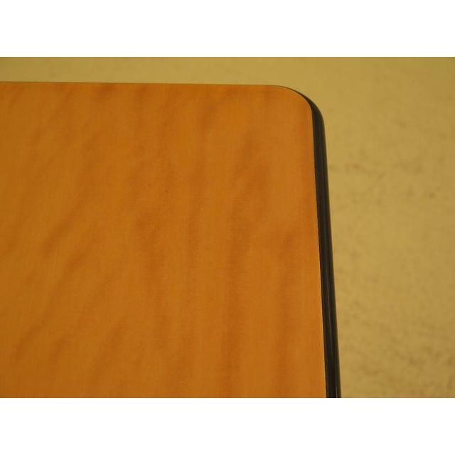 Biedermeier 1990s Biedermeier Satinwood 3 Drawer Chest For Sale - Image 3 of 10