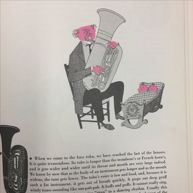 What Makes an Orchestra 1951 Jan Balet For Sale - Image 9 of 10