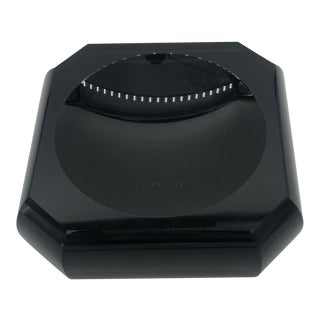 Anthracite Crystal Soap Dish For Sale