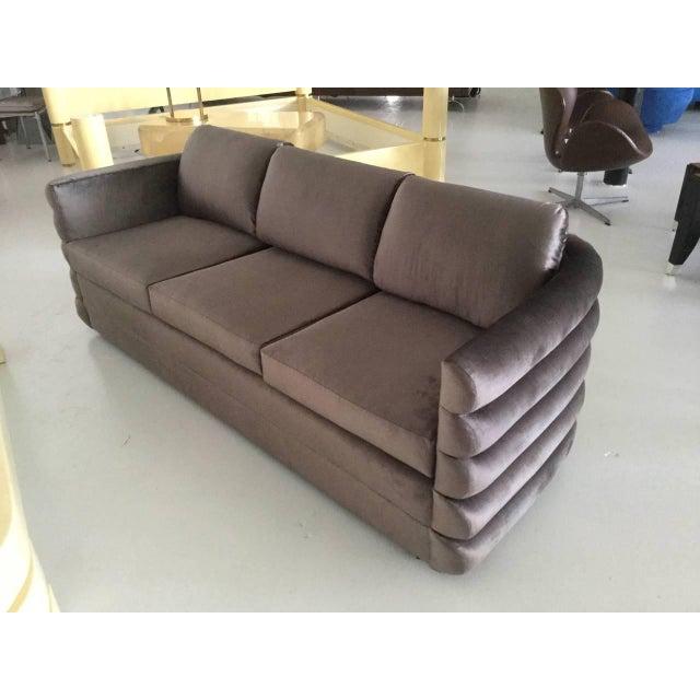 Milo Baughman Custom Sofa - Image 2 of 5