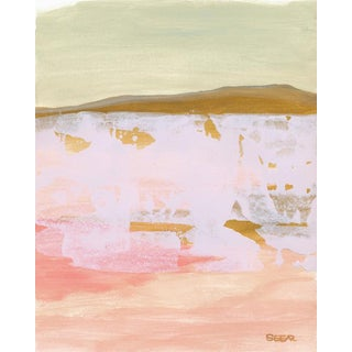 "Contemporary Fine Art Print, ""First Blush"", Angela Seear, 16"" X 20"" For Sale"