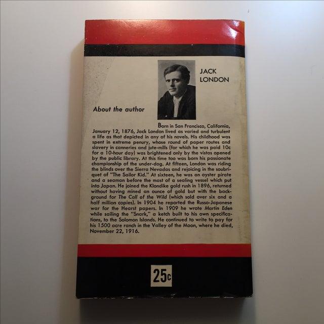 Modern Jack London 1946 Martin Eden Softcover For Sale - Image 3 of 6