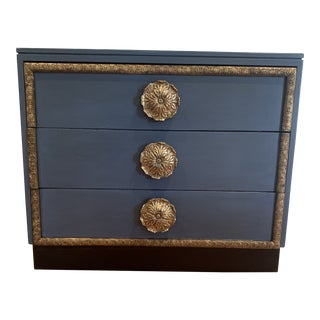 Hollywood Regency Chest of Drawers For Sale