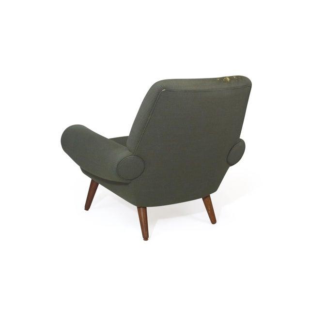 Kurt Ostervig Kurt Ostervig Danish Lounge Chair for Custom Upholstery For Sale - Image 4 of 8