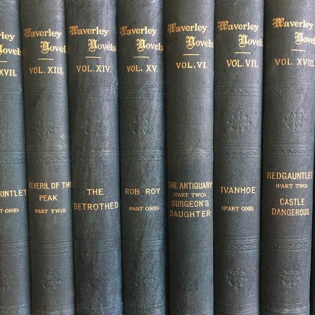 1900 Waverly Novels - Set of 30 For Sale - Image 10 of 11