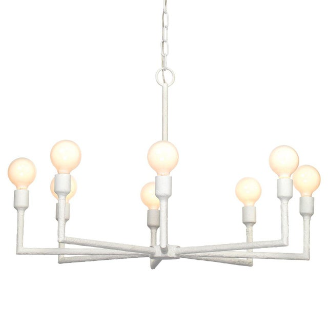 Jamie Young Park Chandelier For Sale - Image 4 of 4